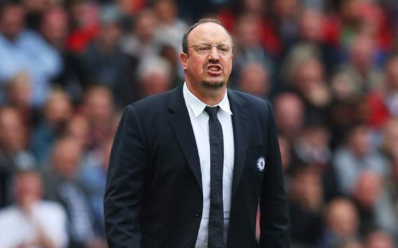 Benitez :&quot;J'ai plutt bien gr&quot;