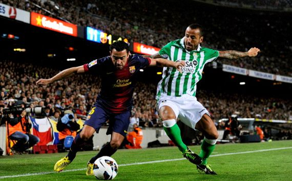 Barcelona Selangkah Lagi Juara  Sepak Bola  Olahraga