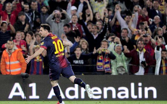 Lionel Messi, Barcelona - Betis
