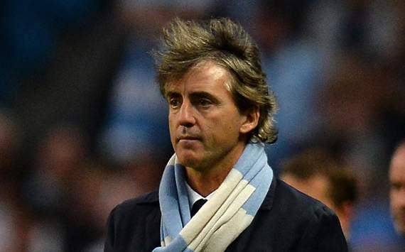 City Resmi Pecat Mancini