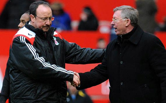 How Ferguson overcame years worth of rivals