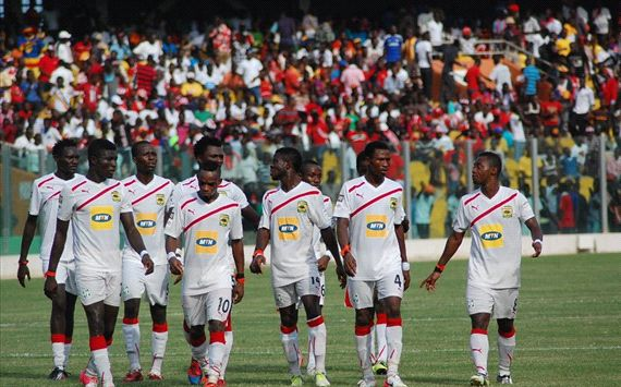 Kotoko lose top spot after drawing with Aduana