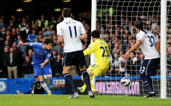LIVE: Chelsea 2-1 Tottenham