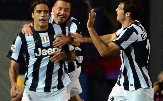 Matri continues Juve's Scudetto party
