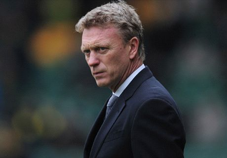 Moyes starts work at Manchester United