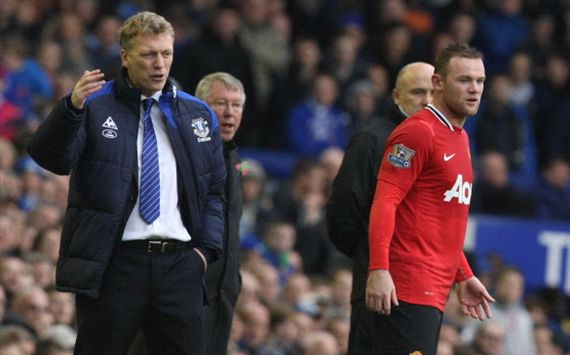 Nasib Rooney Di Tangan Moyes