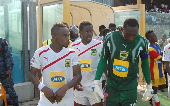 Kotoko pull out of President's Cup