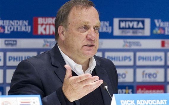 Advocaat: &quot;Spelers moeten wel willen&quot;