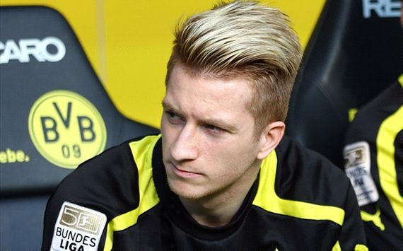 Marco Reus Hairstyle 2014