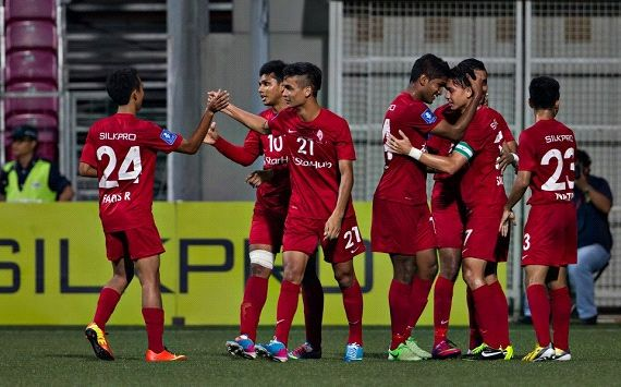 Shahril leads LionsXII back to MSL summit