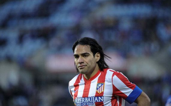 Atletico: No offers for Falcao