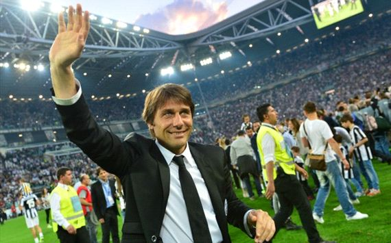 Conte: I'd get bored after 26 years