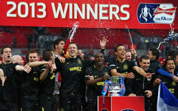 Wigan Athletic Menangkan Piala FA