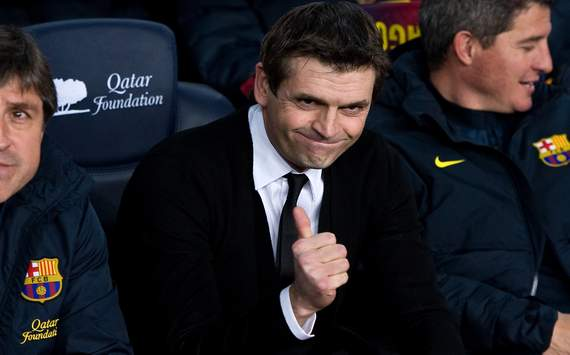 How Vilanova beat cancer to claim La Liga