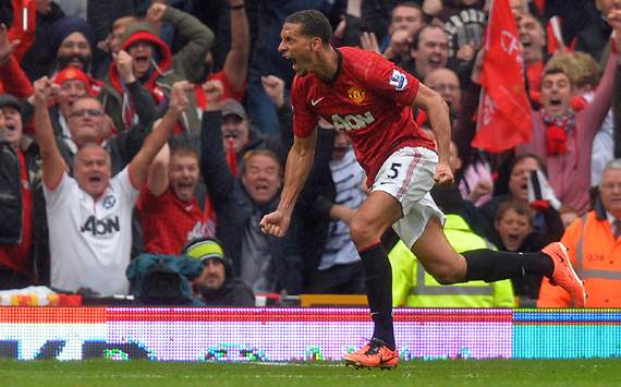 Rio signs new one-year Man Utd deal