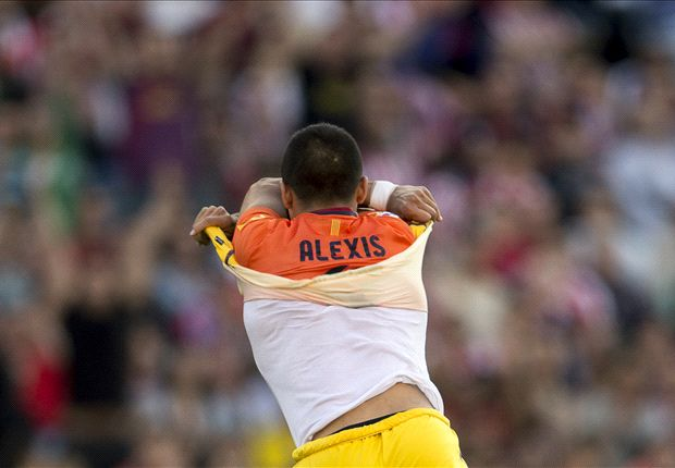 Alexis Sanchez kini menjadi incaran Napoli