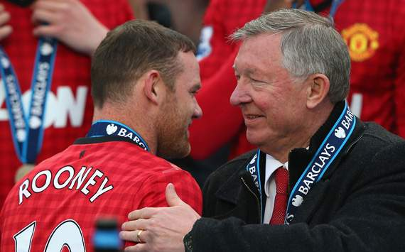 Moyes to decide on Rooney, says Sir Alex