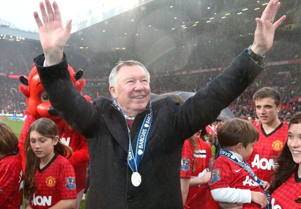 sir alex retirement