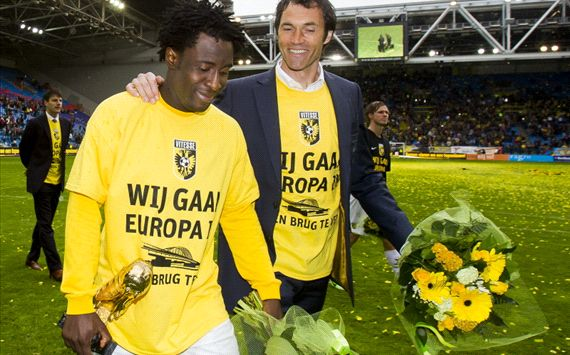 Bony wil rust en club: &quot;Waar? I don't know&quot;