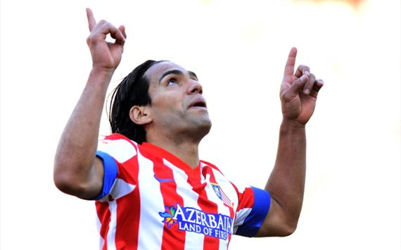 Transfer Talk: City match Falcao clause