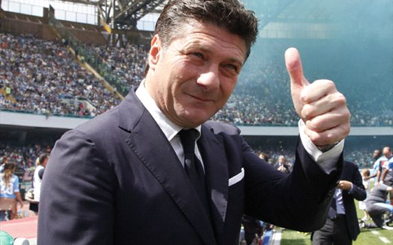 Mazzarri rimanda: &quot;Parler dopo Roma&quot;