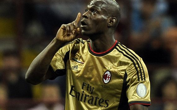 Blatter appalled by racist abuse of Balotelli