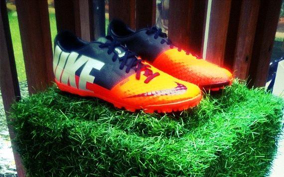 انواع حذاء كرة القدم