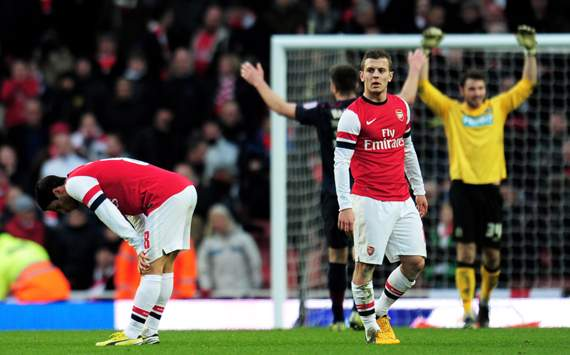 'I dream of captaining England' - Arsenal midfielder Wilshere