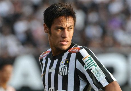 Santos reject Barca bid for Neymar