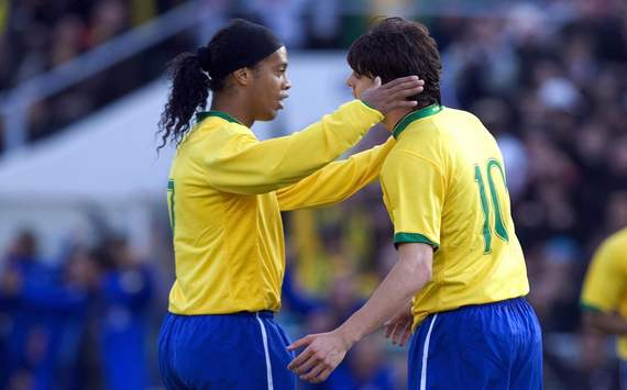 Kaka &amp; Ronaldinho left out of Brazil squad