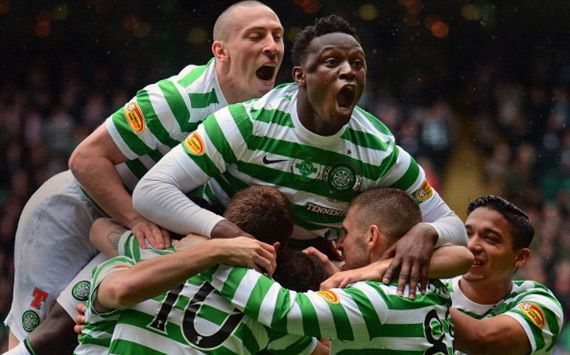 Wanyama now wants Lennon to stay at Celtic