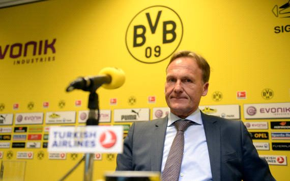 Watzke announces rise in Dortmund budget