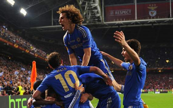 Las mejores imgenes de Benfica - Chelsea