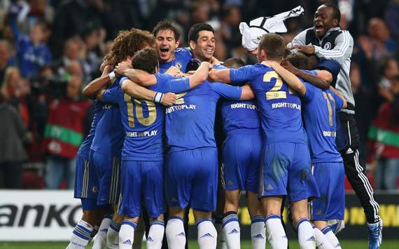 Chelsea Rengkuh Trofi Liga Europa!