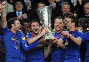 Europa League winners will get a Champions League berth from 2015