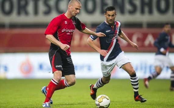Sparta met gemak langs Helmond Sport