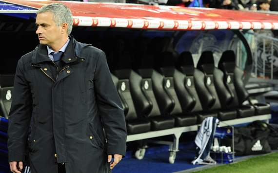 Madrid reign a black mark on Mourinho's career