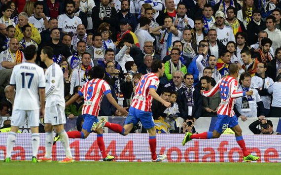 Atletico Buat Real Madrid Tanpa Piala