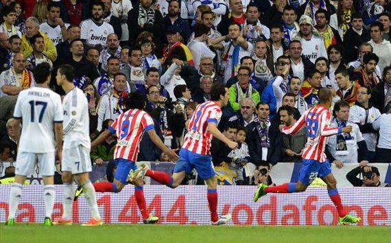 Miranda, Real Madrid - Atlético Madrid