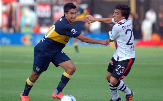 Boca, sin pblico, recibe a Coln