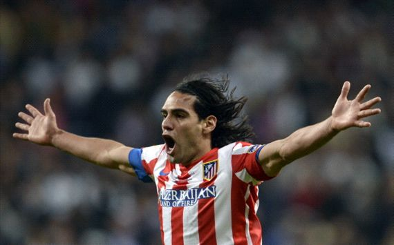 Monaco expect Falcao and five more