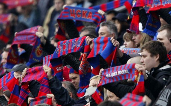 Ahmed  Musa's CSKA are Russian champions