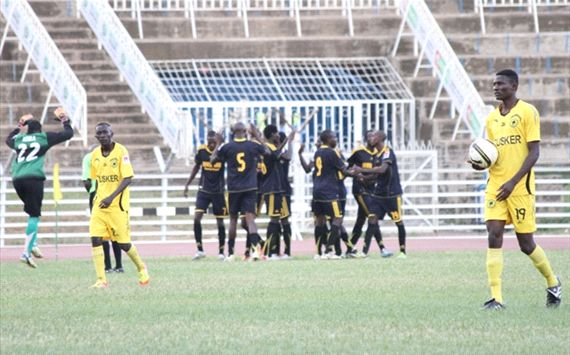 Tusker FC drowned yet again