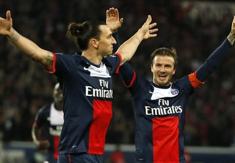 LIVE: PSG 3-0 Brest
