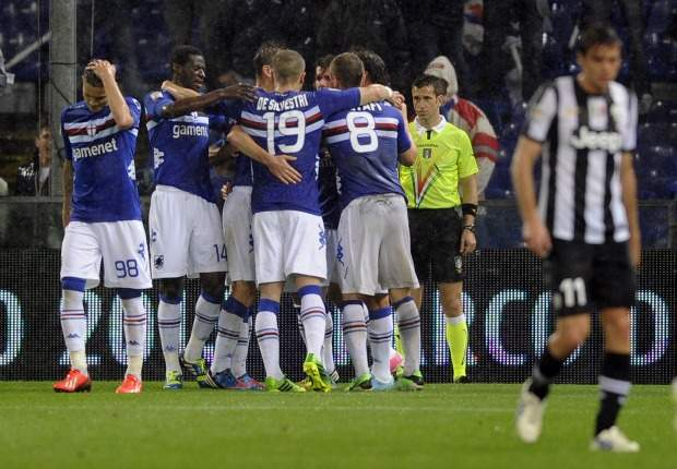 Sampdoria do double over Juventus