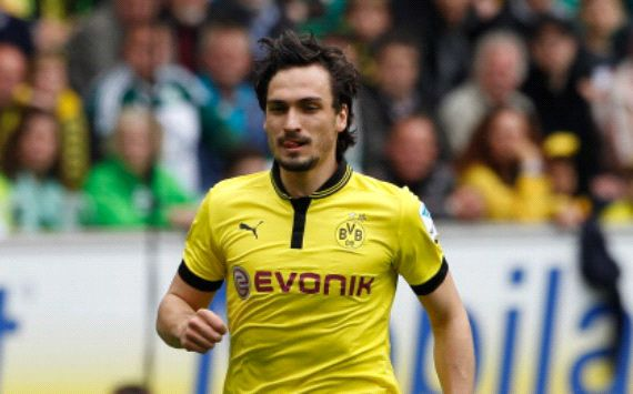 Hummels, en duda para la final de la UCL
