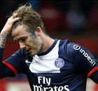 Beckham's emotional farewell in pictures