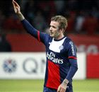 RIGG: Beckham's Hollywood ending comes in Paris