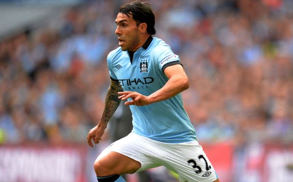 Pellegrini arrival could prompt Tevez U-turn