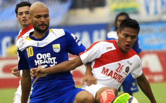 FT: Persib 2-1 Persepam
